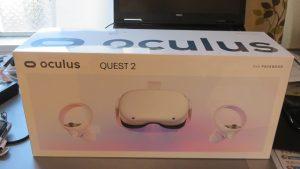 Oculus Quest 2初期設定手順1画像