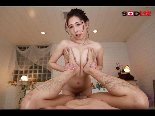 佐田茉莉子VRソープ嬢2